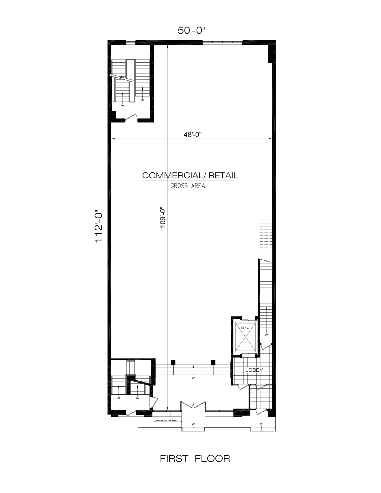 Court street entire building for lease oak tree llc for 125 court street floor plans